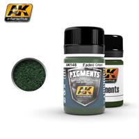 FADED GREEN PIGMENT