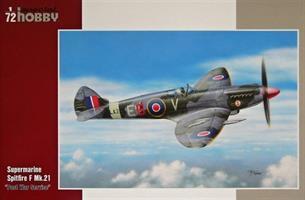 Supermarine Spitfire F Mk.21 post WWII service