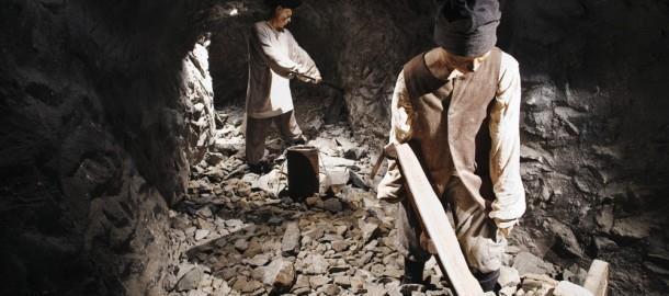 Tekniska museet totalrenoverar Gruvan