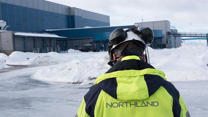 Nytt liv för Northlands gruva