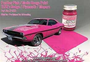 Panther Pink /Moulin Rouge Paint - 70's Dodge, Ply