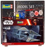 TIE Interceptor Model-Set
