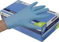Hanske Klinion nitril u/pudder 240mm M