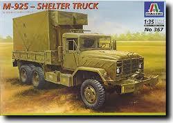 M-925 - Shelter Truck