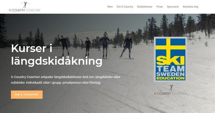 Nytt samarbete inom Längd-, och Rullskidåkning!
