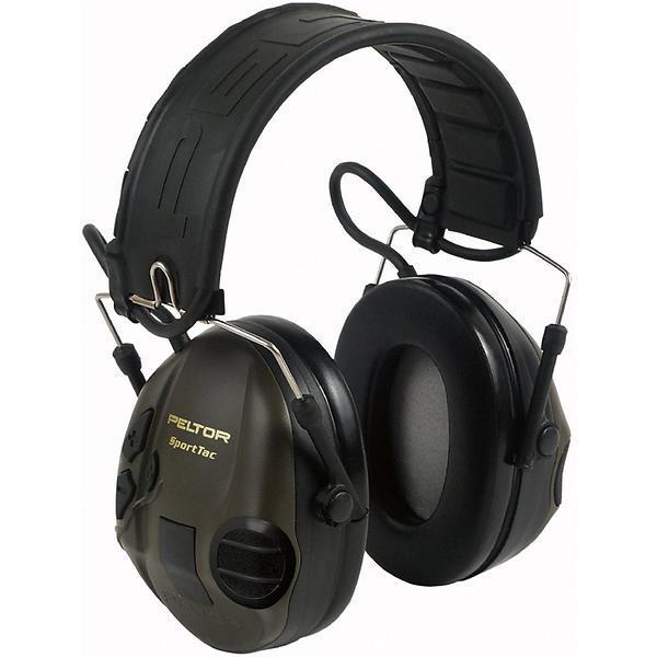 Headset Peltor Sportac