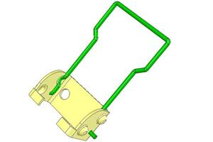 basic element spring clamp