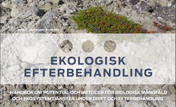 Ny handbok om ekologisk efterbehandling
