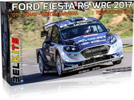 Ford Fiesta RS WRC 2017 Tour de Corse 2017