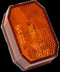 Sidomarkering Flexipoint Gul LED 12/24V