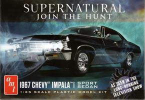 Supernatural - Join The Hunt 1967 Chevy Impala