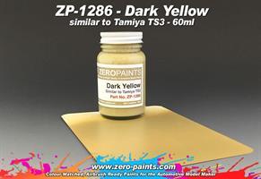 Dark Yellow - Similar to TS3 60ml