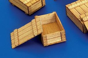 Wooden boxes II
