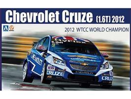 N°.04 Chevrolet Cruze (1.6T) 2012