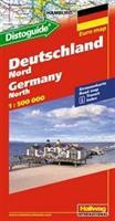 Tyskland norra 1:500 000