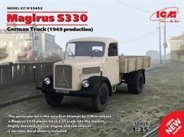 German Truck Magirus S330 (1949 production)