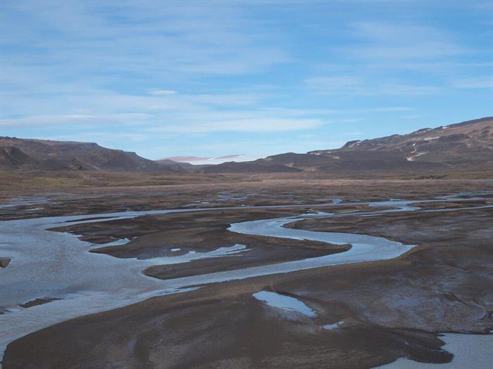 Uncovering titanium in Greenland