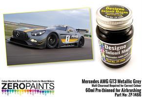 Mercedes AMG GT3 Metallic Grey (Matt)