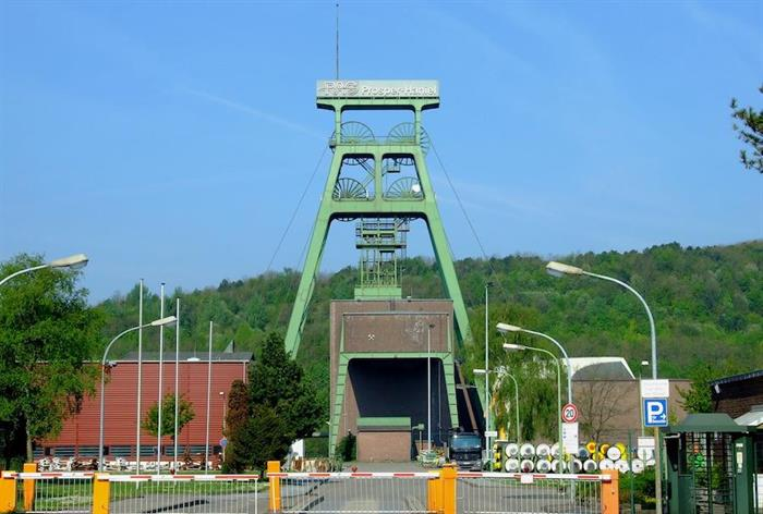 Coal mine in Germany turns into hydroelectric battery