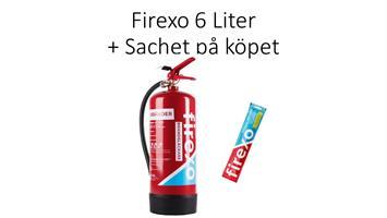 Firexo 6 L EXPRESSEN KAMPANJ