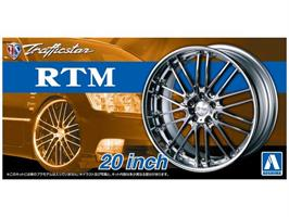 Traffic Star RTM Tuned Parts 20 Inch