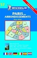 Paris miniatlas Spiralbunden