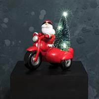 Tomte m motorcykel, LED