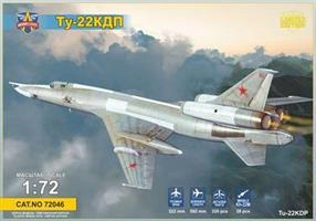 Tupolev Tu-22KDP Anti-radar missile