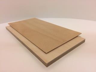 Björk Plywood 1mm B/BB 775x1550mm