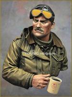 British Tank Crew WWII - Breaktime