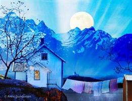 Anne Gundersen - Måneskinn over landet