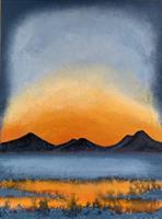 Åse Juul - Sunset - SOLGT