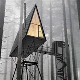 PAN-hyttene i naboskogen åpner i løpet av 2018. Trykk på bildet for mer informasjon.