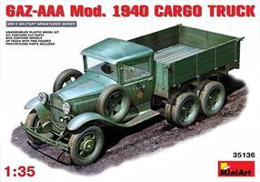 GAZ-AAA. Mod. 1940