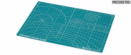 Cutting Mat - A4 Size / Green
