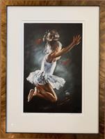 Yvonne J Karlsen - Ballerina III