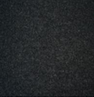 Iläggsmatta filt, mörk antracite, djup 474mm u 400