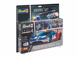 Model Set: Ford GT - Le Mans
