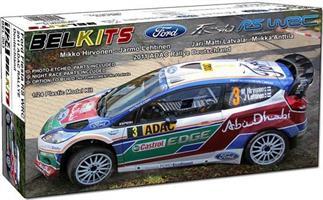 Ford Fiesta RS WRC 2011 ADAC Rallye Deutschland