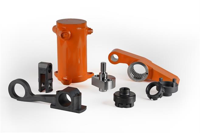 500 Rotor parts