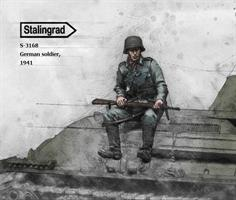 German soldier, 1941