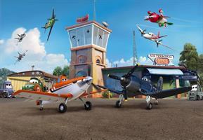 Komar fototapet Disney Plains Terminal