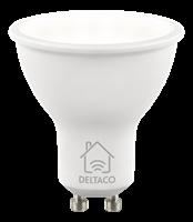 DELTACO SMART, LED-LAMPA GU10 5W