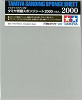 Sanding Sponge Sheet 2000