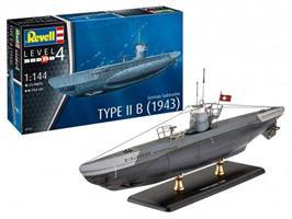 German Submarine Type II B (1943)