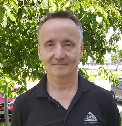 Christer Åström - Sjukgymnast