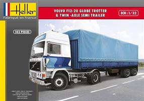 Volvo F12-20 & semitralle