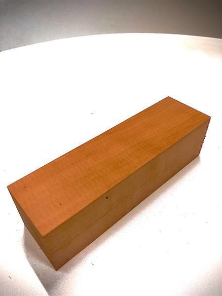 Knivämne päron 40x40x150mm
