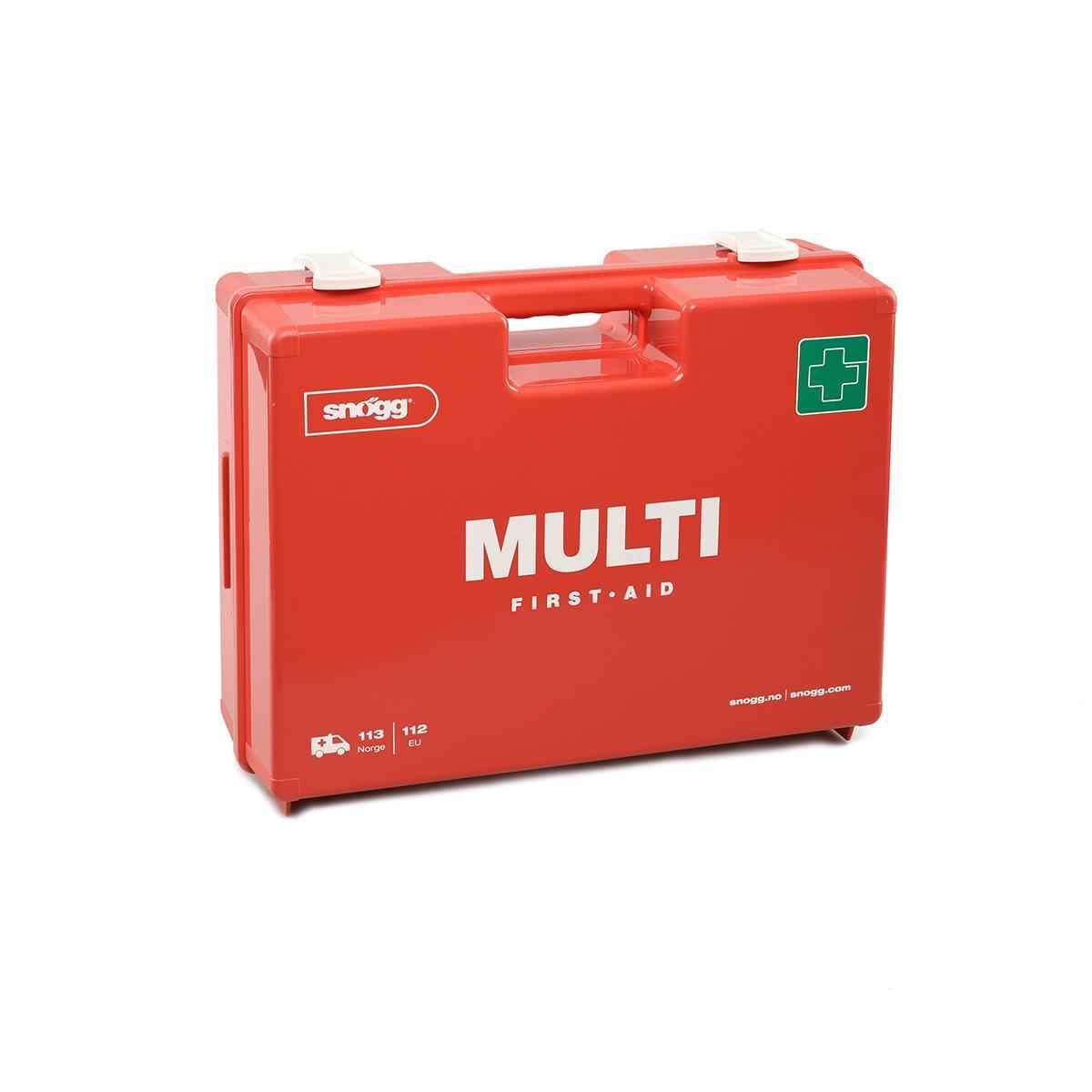 Førstehjelpskoffert Multi