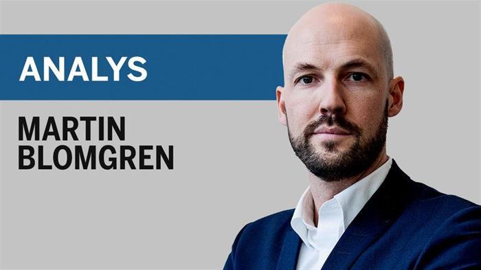 Martin Blomgren: Riskaptiten är borta